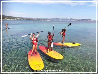 ExpéNATURE Paddle Surf