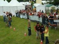 Competition Tir a l Arc dans le Val de Loire