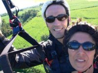 Vol parapente en Dordogne