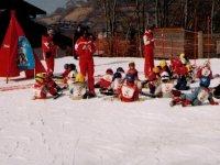 Ski au club piou piou