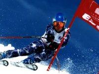 Competition de ski