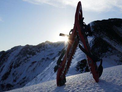 1/2J raquettes à Neige aux Monts D'Olmes - Famille