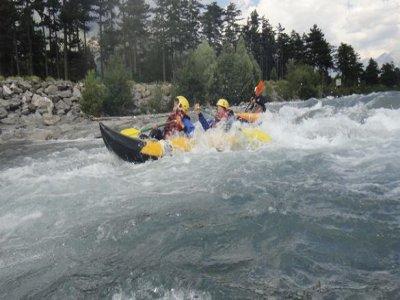 Alligator Rafting Canoë