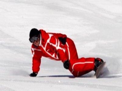 ESF de Praz sur Arly Snowboard