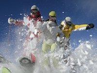 Perfectionnement Snowboard