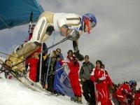Stage competition de ski