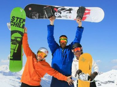 Prosneige Snowboard