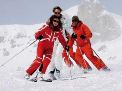 ESF Mont Saxonnex Ski