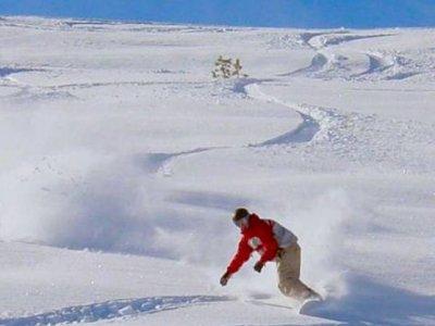 ESF Mont Saxonnex Snowboard