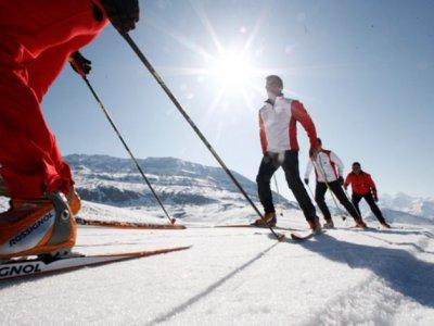 ESF Mont Saxonnex Ski de Fond