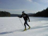 Ski de fond pour debutants