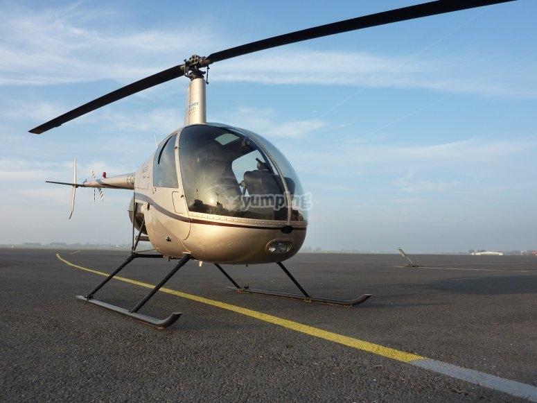 Initiation au pilotage dans les Yvelines