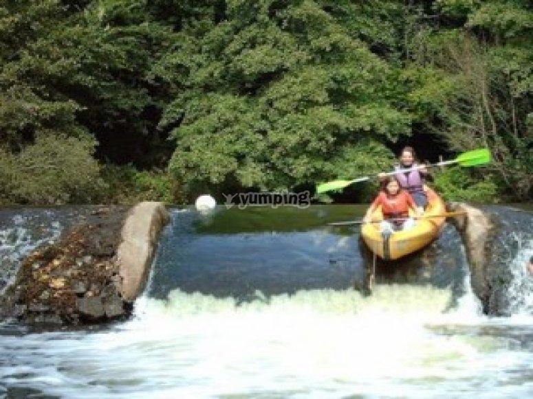 Canoe en famille ou entre amis avec Beau Rivage