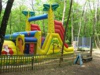 Le parc chateaux gonflables