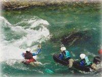 Descendez les rivieres en Hydrospeed en famille ou entre amis