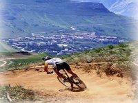 Profiter d un magnifique paysage en pedalant avec Le Club Sportif Isaby Velo VTT
