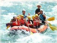 Rafting avec Le Club Sportif Isaby Rafting