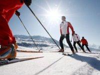 Cours de ski de fond Combloux