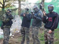 Emotions Paintball entre amis