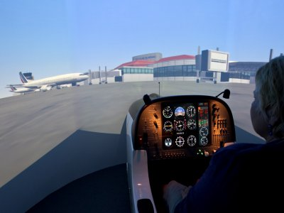 Pilotage sur Simulateur - Formule Découverte 1
