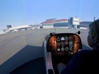 Simulateur de vol Lornair