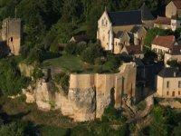 Carlux et son château