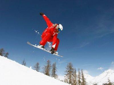 ESF Samoëns Snowboard