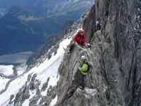 Escalade Val d Isere