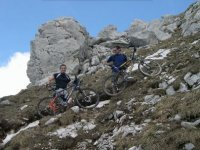 Stage vtt en Savoie