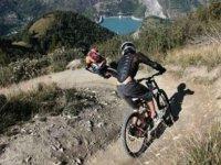 Vtt de descente a Val d Isere