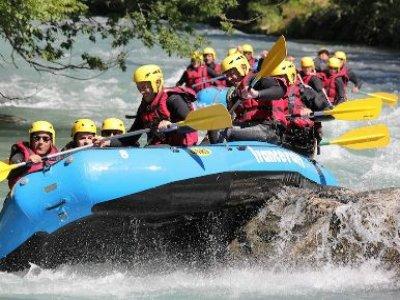 Topski Rafting