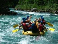 Rafting sur l Isere