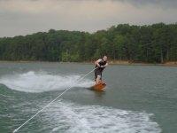 Wakeboard aux grands Lacs