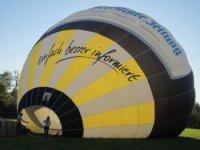 Une experience magique en ballon au coeur de la Sarthe