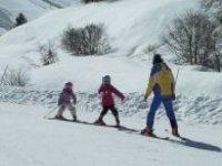 Cours particuliers de ski au Tourmalet