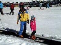 Jardin d enfants ski