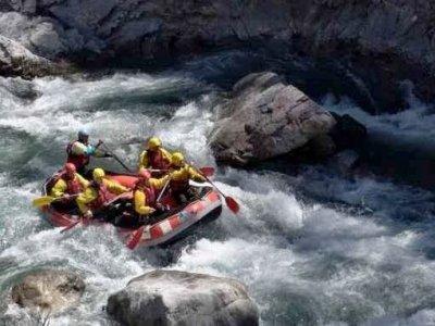 Cham Aventure Rafting