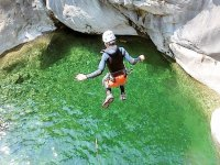 Decouvrir le canyoning