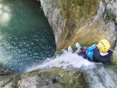 Bureau des Guides du Mercantour Canyoning