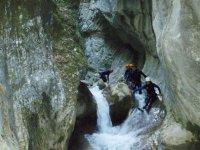 Canyoning du Maglia