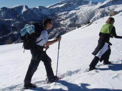 Bureau des Guides du Mercantour Raquettes à Neige