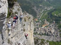 Via ferrata de Tende