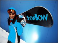 Essayer le snowboard