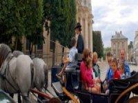 Versailles en Caleche