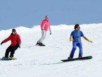 S equilibrer en snowboard