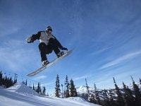 Coaching snowboard