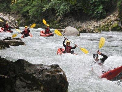 Aquarafting Kayak