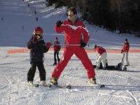 Ski et equilibre