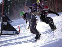 Snowpark du Saquet