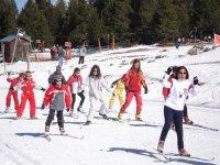 Ski de fond pour les enfants